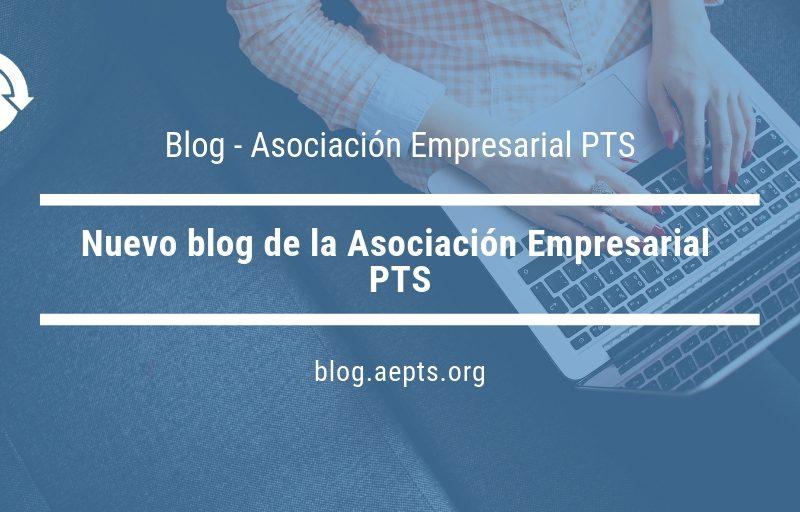 Bienvenido al nuevo blog de AEPTS