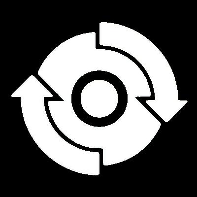 Logo AEPTS blanco